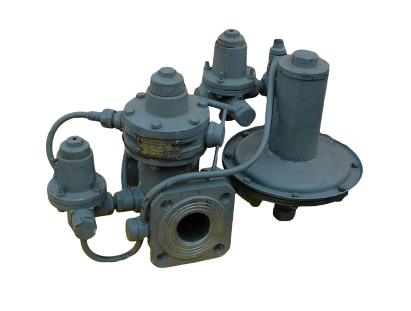 Регулятор давления газа РДСК-50М3