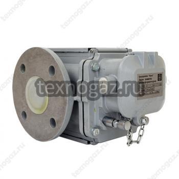 Реле защиты трансформатора РЗТ-50 - вид сбоку