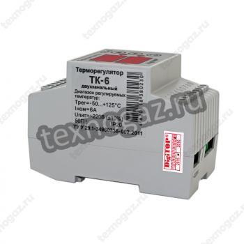 Терморегулятор DigiTOP ТК-6 - вид сбоку