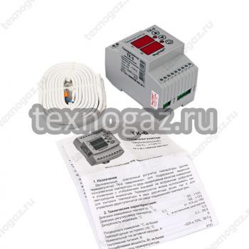 Терморегулятор ТК-6 - комплектация