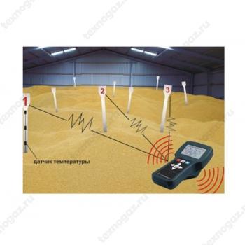 Термоштаги с передачей данных по радиоканалу (ТШР) фото 1