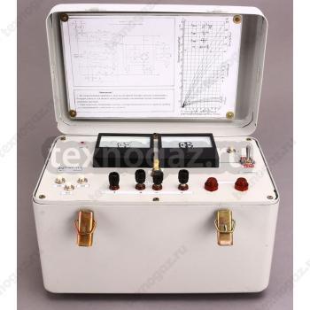 Прибор проверки электропневматического тормоза П-ЭПТ и П-ЭПТ-Л