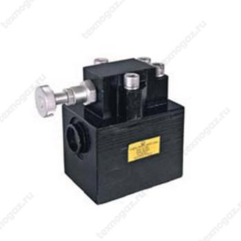 Гидроклапан редукционный для стыкового и трубного монтажа