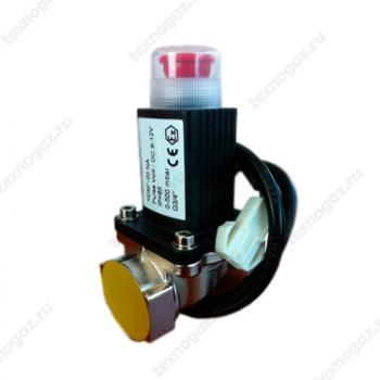 Фото клапана электромагнитного газового КЭМГ