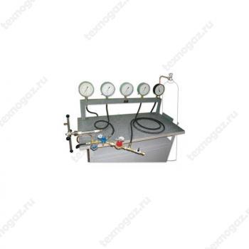 Стенд газовый испытательный типа СГИ 984ДМ фото 1