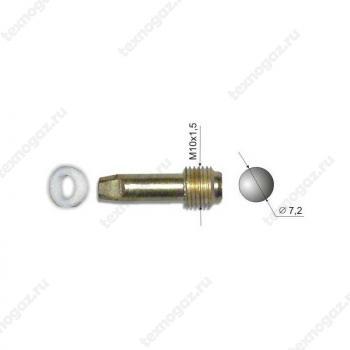 Шпиндель к узлу вентиля (КР) L=29мм фото 1