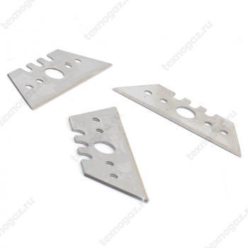 Сменные ножи приспособления для вырезания образцов картона СТИ-10Т - фото 4
