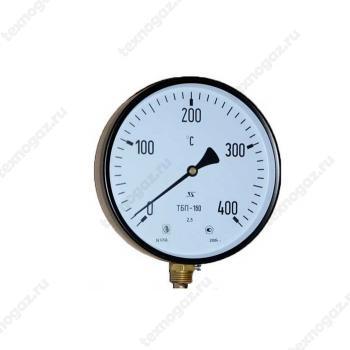 Фото термометра ТБП 160/500Р (0-400)С