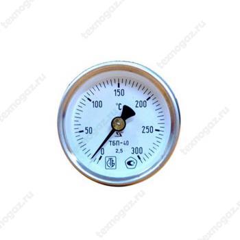 Фото термометра ТБП 40/140-Т (0-300) С