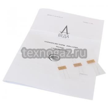 Тензорезисторы фольговые КФ5 и паспорт