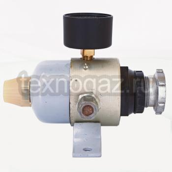 Редуктор давления с фильтром РДФ-3 - вид сбоку