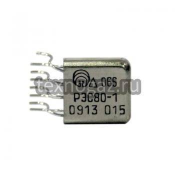 Реле электромагнитное нейтральное РЭС-80-1 - фото