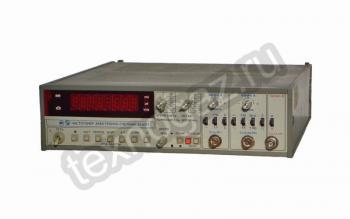 Частотомер электронно-счетный серии Ч3-63/1