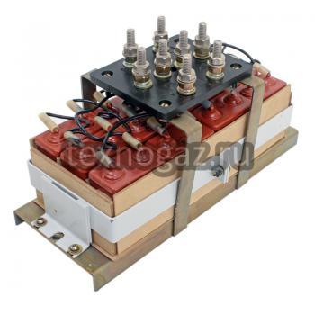 Блок конденсаторов КБМ 3-4 - общий вид