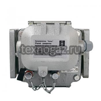 Реле газовое РЗТ-80 - вид спереди