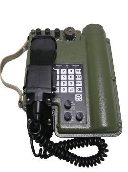 Аппарат телефонный полевой аналоговый ТА-01  фото 1