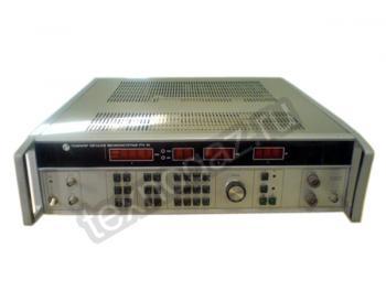 Генератор сигналов серии РГ4-04