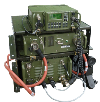 КВ радиостанция Р-1150 фото 1