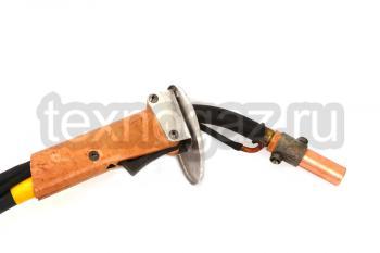 Горелка для дуговой сварки А-1231-5Г2 - вид сбоку