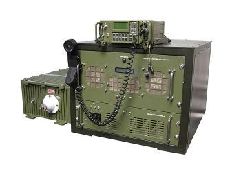 КВ радиостанция Р-1150-02 фото 1