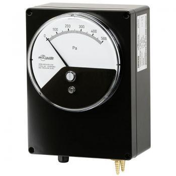 Манометр дифференциального давления с реле давления A2G-90 фото 1