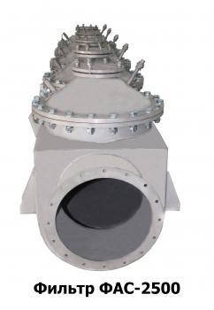 Фильтры аэрозольные сейсмостойкие ФАС (аналог ФАРТОС) фото 1