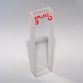 Кювета кварцевая 3мм Ulab - фото