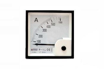 Фото амперметра трансформаторного включения х/5А А-96-6
