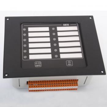 Блок SES-01 сигнализации аварийной - фото №3