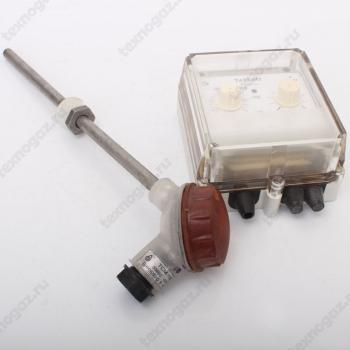 Датчик реле температуры т419 - фото с термопреобразователем