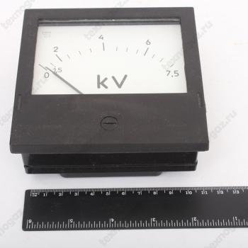 Э365 вольтметр - общий вид