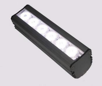 Компактный литейный светильник Eline-6 P static фото 1