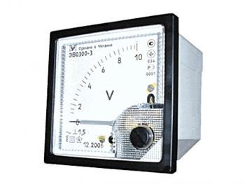 Вольтметры ЭВ0300