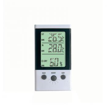 Фото гигрометра-термометра DT-3