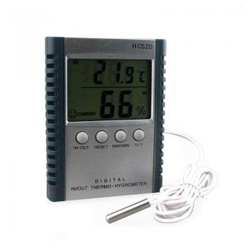 Фото гигрометра-термометра НС-520