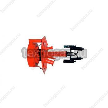 Горелка мазутная ГМ-1 - фото