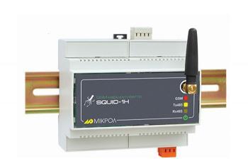 Фото GSM модем-маршрутизатора SQUID-1Н