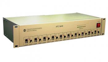 Коммутатор комплекса избирательной связи ИТС-8х10