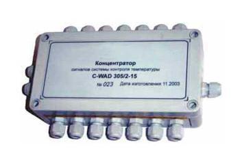 Фото измерителя температур С–WAD305/2-15