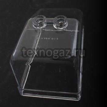 Кожух прозрачный на реле РД-3010 8ТХ.300.062 - вид сзади