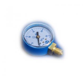 Манометр МП-50 25 МПа О2 (кислород) фото 1