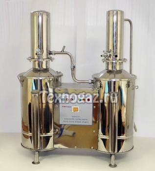 Бидистиллятор ДЭ-5С - общий вид