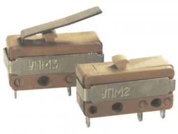 Фото Микропереключатели типов УПМ2