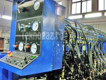 Машина Кристалл-ППлКП-2,5 - панель приборов