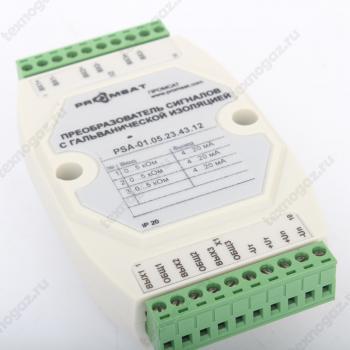 PSA-01.05.23.43.12 преобразователь сигналов с гальванической изоляцией - фото 1