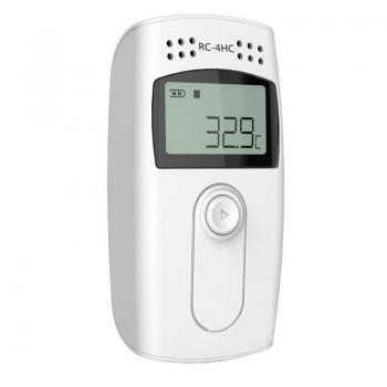 Фото регистратора температуры и влажности воздуха RC-4HC