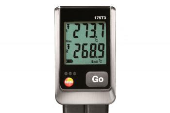 Фото регистратора температуры testo 175 T3