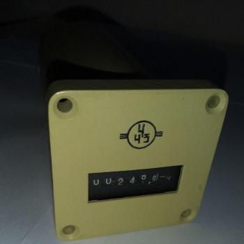 Счетчик времени 2СВ-01 - фото1
