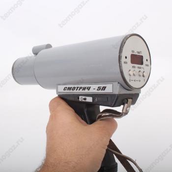 Смотрич 5П-01 переносной пирометр - общий вид