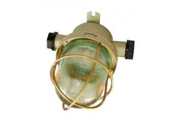 Судовой светильник СВ-90 фото1